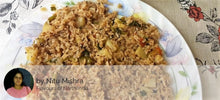 Fasting Rice (Kinni Rice) Pulav with Curd & Salad -  - Homely - By Nitu Mishra - 2
