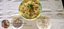 Carrot Green Peas Pulav, Raita, Pickle with Surprise Dessert -  - Homely - By Prachi Mishra - 2