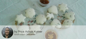 Kancheepuram Idli with gunpowder -  - Homely - By Priya Ashok Kumar