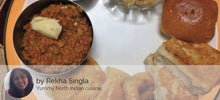 Pav, Bhaji, with Sooji ka Halwa -  - Homely - By Rekha Singla - 2