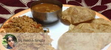 Aloo Soyabean with Poori and Fried Rice -  - Homely - By Rekha Singla - 1