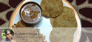 Aloo Soyabean with Poori and Fried Rice -  - Homely - By Rekha Singla - 2