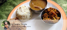 Dal Panchrangi, Gobhi Aloo, Jeera Rice and Roti - Optional - Buttermilk 350 ML -  - Homely - By Rekha Singla - 3