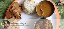 Dal Panchrangi, Gobhi Aloo, Jeera Rice and Roti - Optional - Buttermilk 350 ML -  - Homely - By Rekha Singla - 4