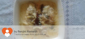 Appams with Fish (Indian Mackerel) Molee -  - Homely - By Rengini Ramesh - 2