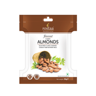 Rostaa Gourmet Salted Almond 35g  (Pack of 3)