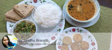 Bangda Fish Curry, Egg Bhurji, Starter, Chapatis & Steamed Rice -  - Homely - By Sindhu Brarath - 1