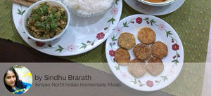 Bangda Fish Curry, Egg Bhurji, Starter, Chapatis & Steamed Rice -  - Homely - By Sindhu Brarath - 3