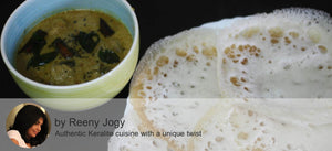 Appam and Chicken Curry -  - Homely - By Reeny Jogy - 1