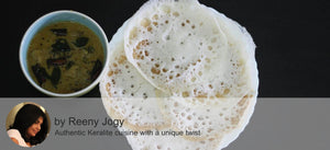 Appam and Chicken Curry -  - Homely - By Reeny Jogy - 3
