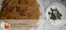 Aloo Parathas with Curd ( 3 Parathas) -  - Homely - By Sonia Saharan - 2