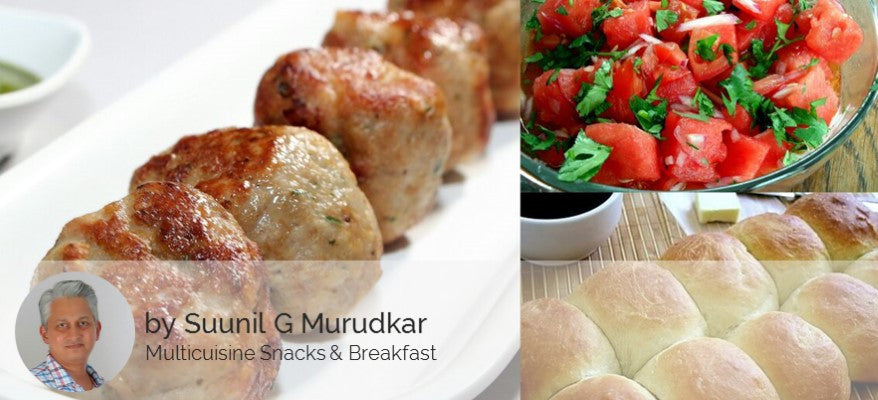 Chicken Kafta Kebabs -  - Homely - By Suunil G Murudkar