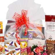 Sweet & Savoury Basket - By The Gift Tree