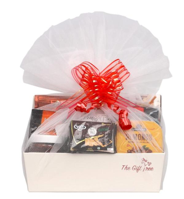 Classic Chocolate Hamper - By The Gift Tree