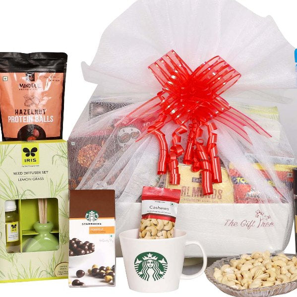 Gourmet Gift Hamper - By The Gift Tree