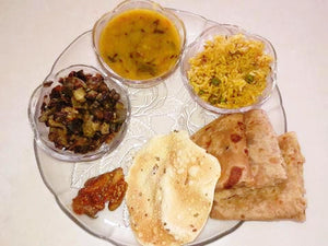 Weekly Lunch / Dinner Bundle - By Anju Singh