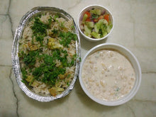 Deal O Meal, ( 3 meals a day) AlterNet Day Package (3 Days a week)- 12 days a month