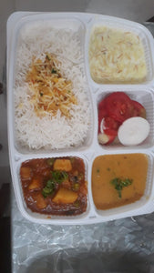 Deal O Meal, (2 meals a day,  Breakfast/Snacks & Lunch / Dinner ) (Mon to Sat) Package 6 Days a week Pass