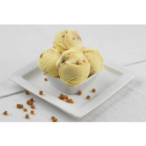 Anjeer Kesar Ice-Cream