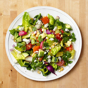 Homely Greens: Mexican Chopped Salad