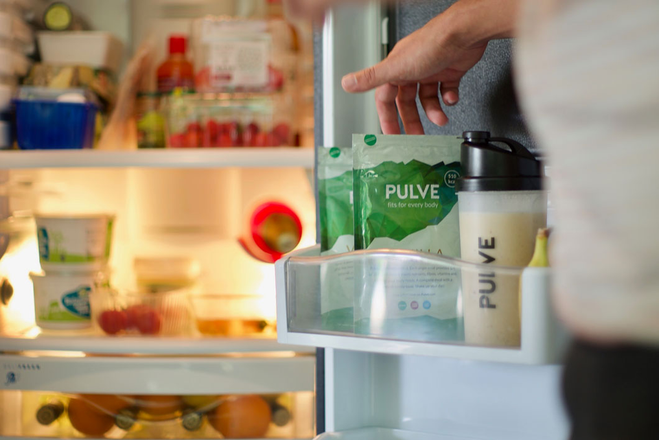 Pulve, Alternative On Soylent Drinkable Meal Shakes