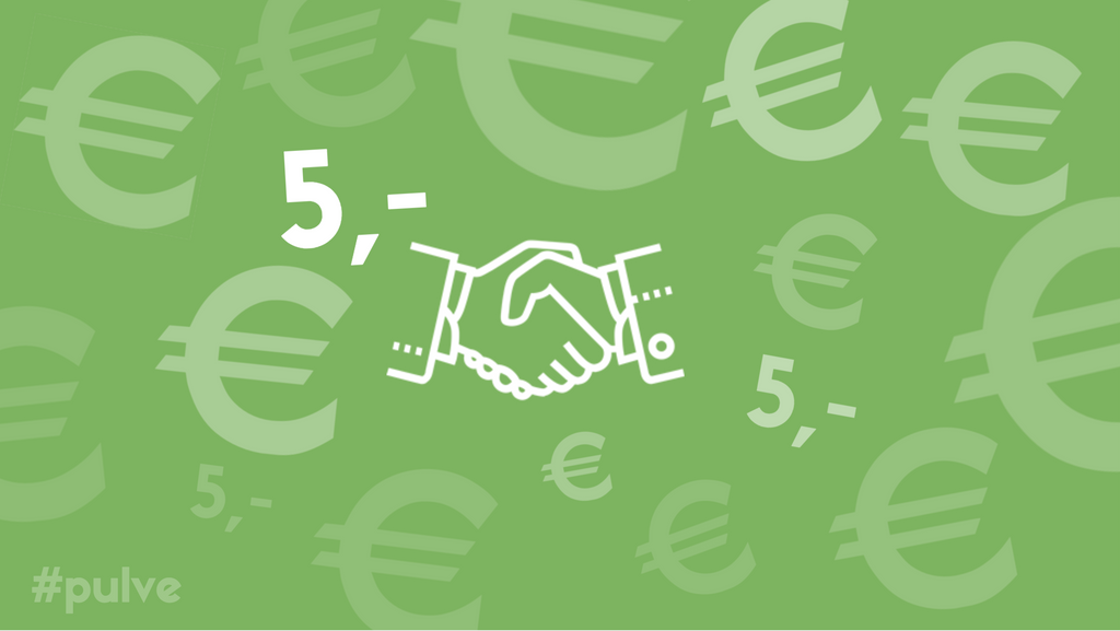 Refer a Friend And Make €5,-