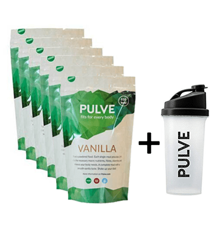 Pulve Sample Pack