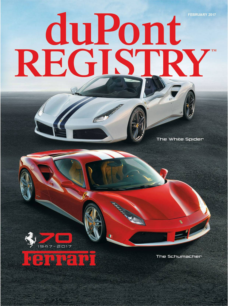 duPont REGISTRY February 2017