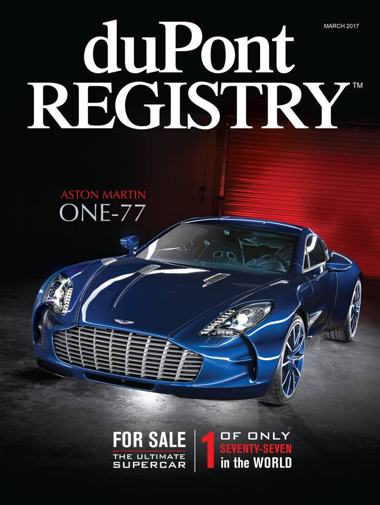duPont REGISTRY March 2017