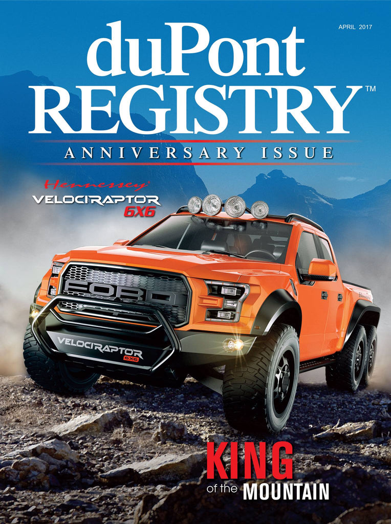 duPont REGISTRY April 2017