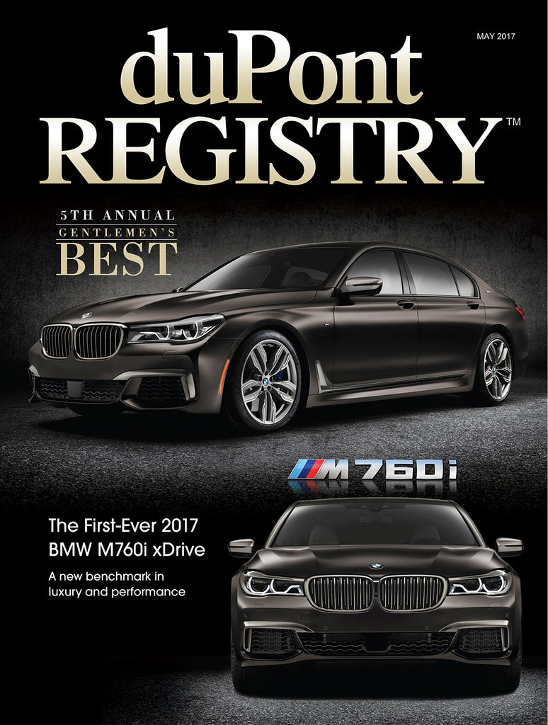 duPont REGISTRY May 2017