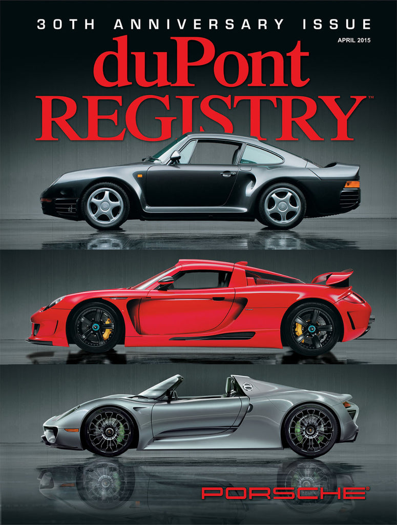 duPont REGISTRY April 2015