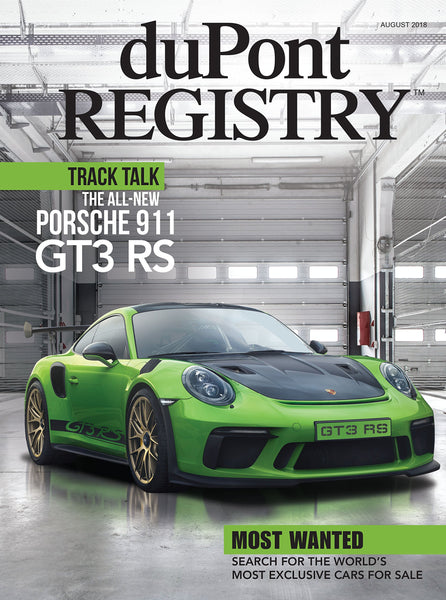 duPont REGISTRY August 2018