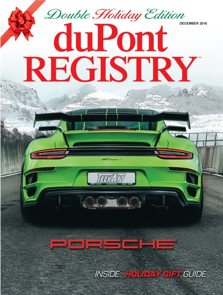 duPont REGISTRY December 2016