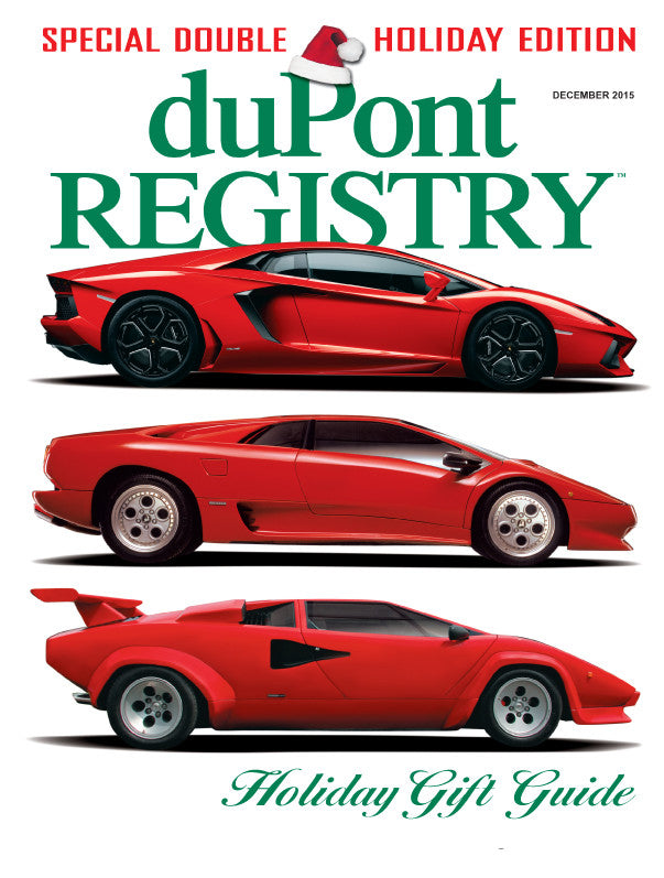 duPont REGISTRY December 2015