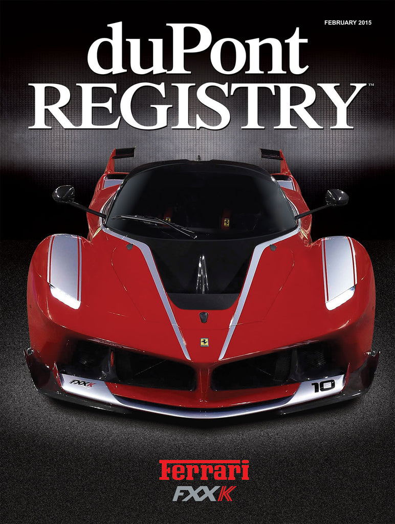 duPont REGISTRY February 2015