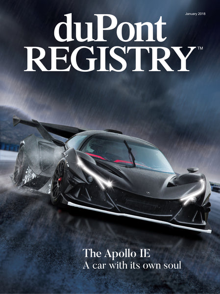 duPont REGISTRY January 2018