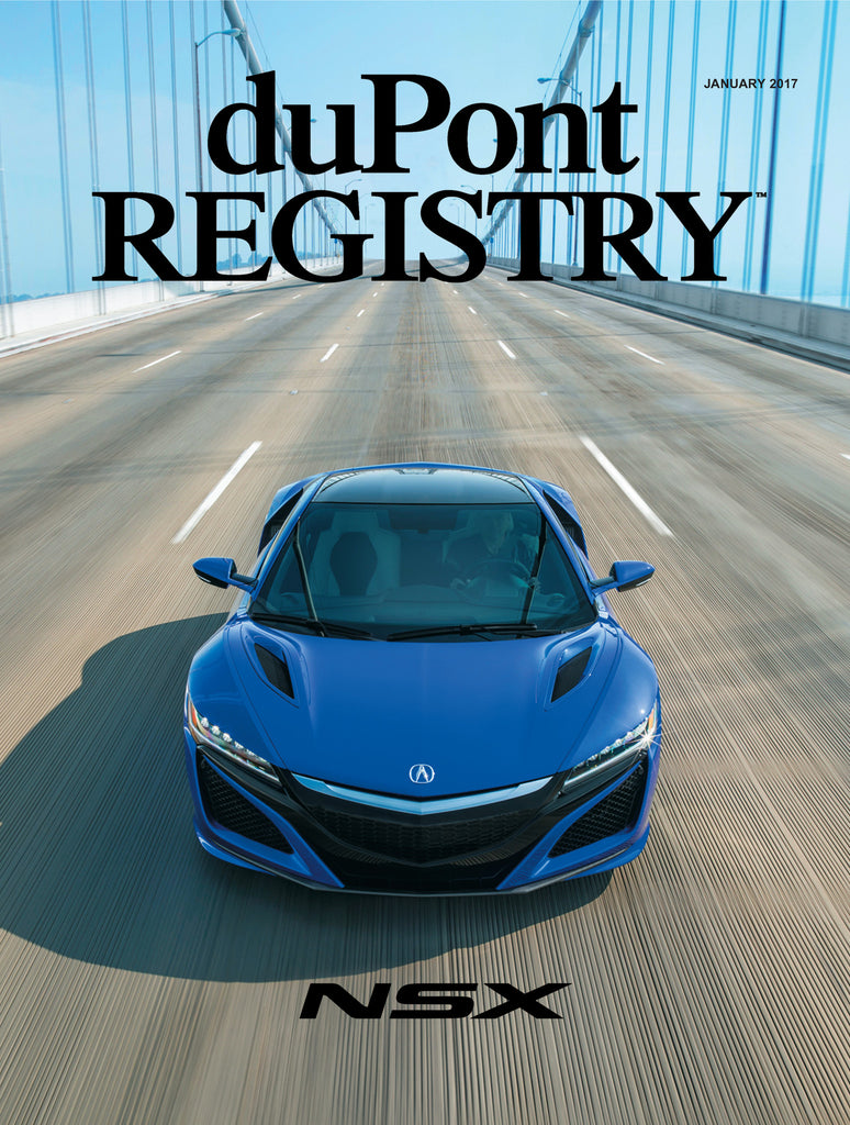 duPont REGISTRY January 2017