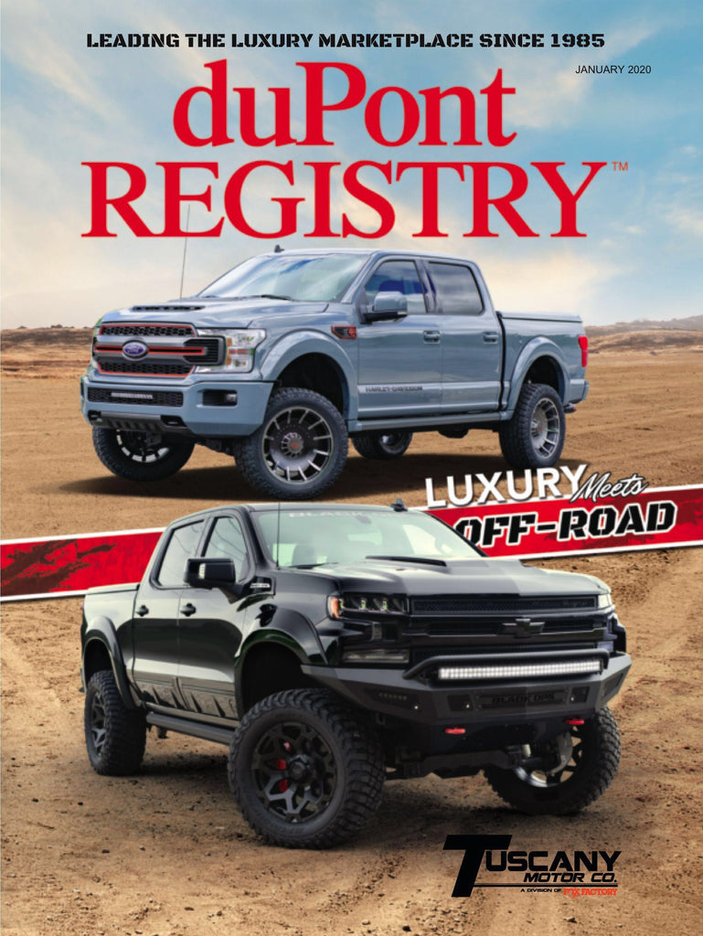 duPont REGISTRY January 2020