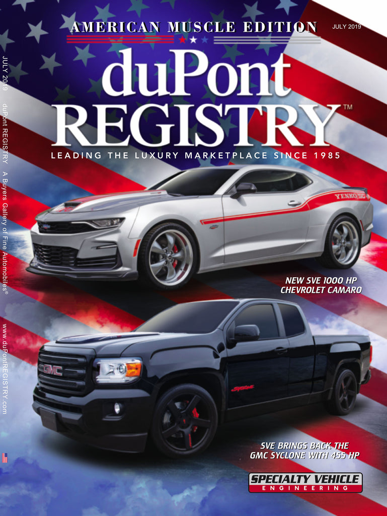 duPont REGISTRY July 2019