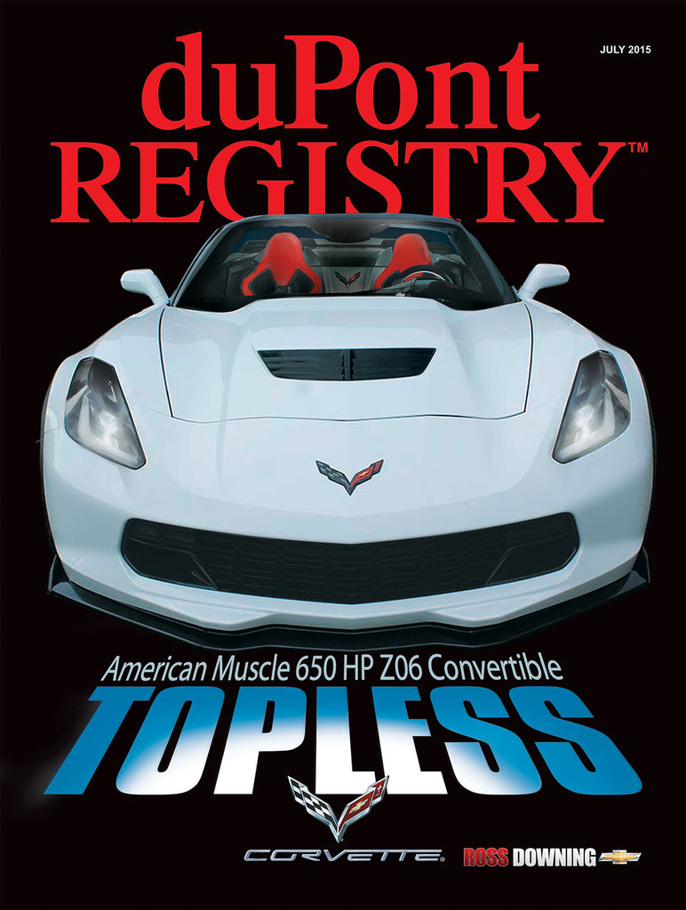 duPont REGISTRY July 2015