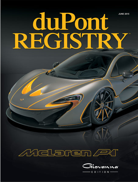 duPont REGISTRY June 2015