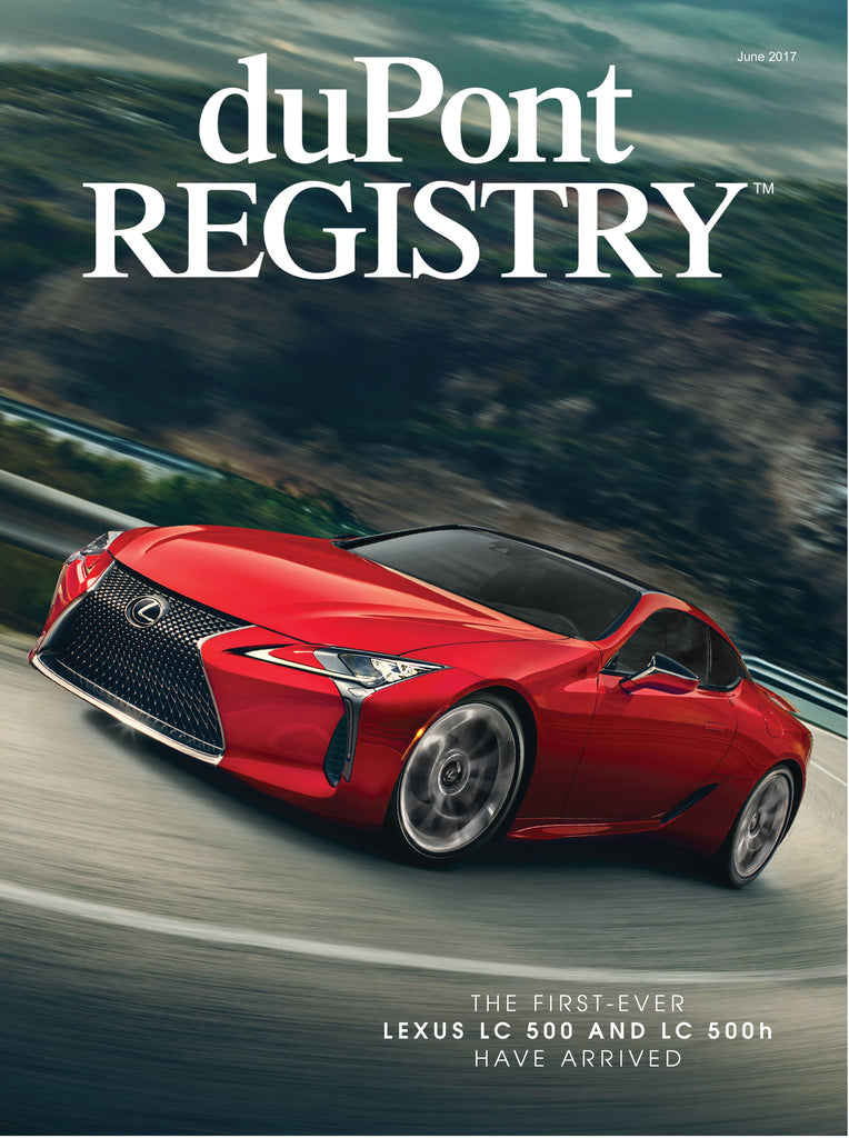 duPont REGISTRY June 2017