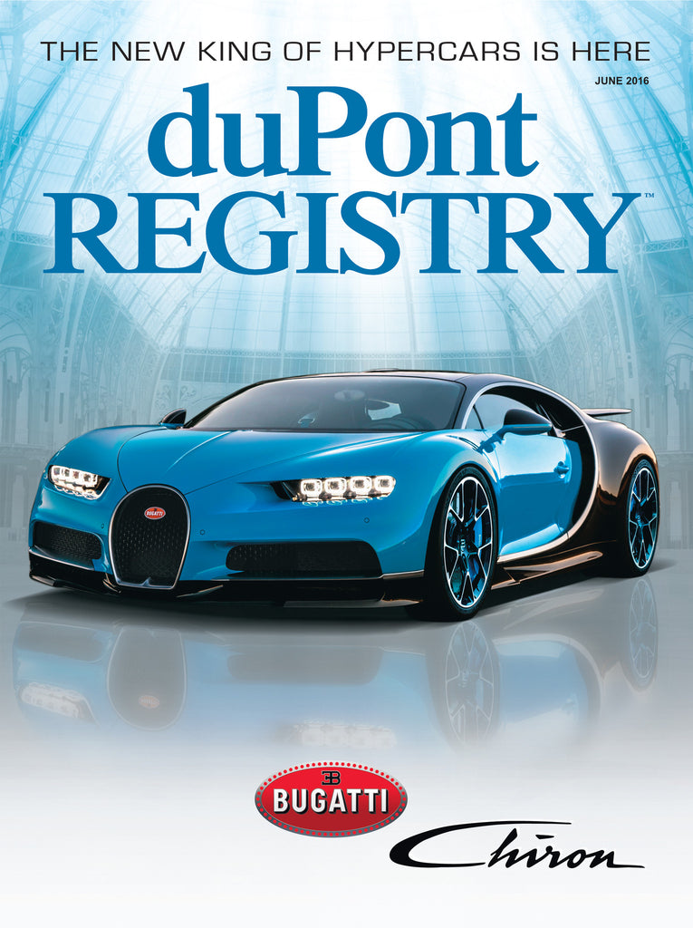 duPont REGISTRY June 2016