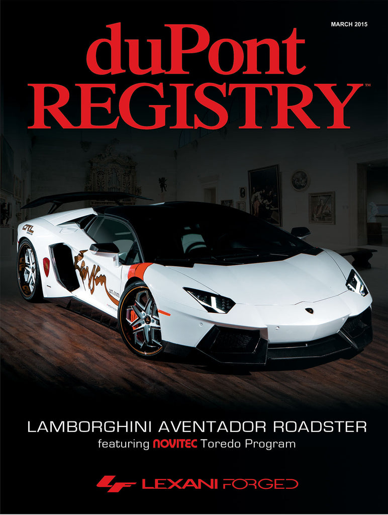 duPont REGISTRY March 2015