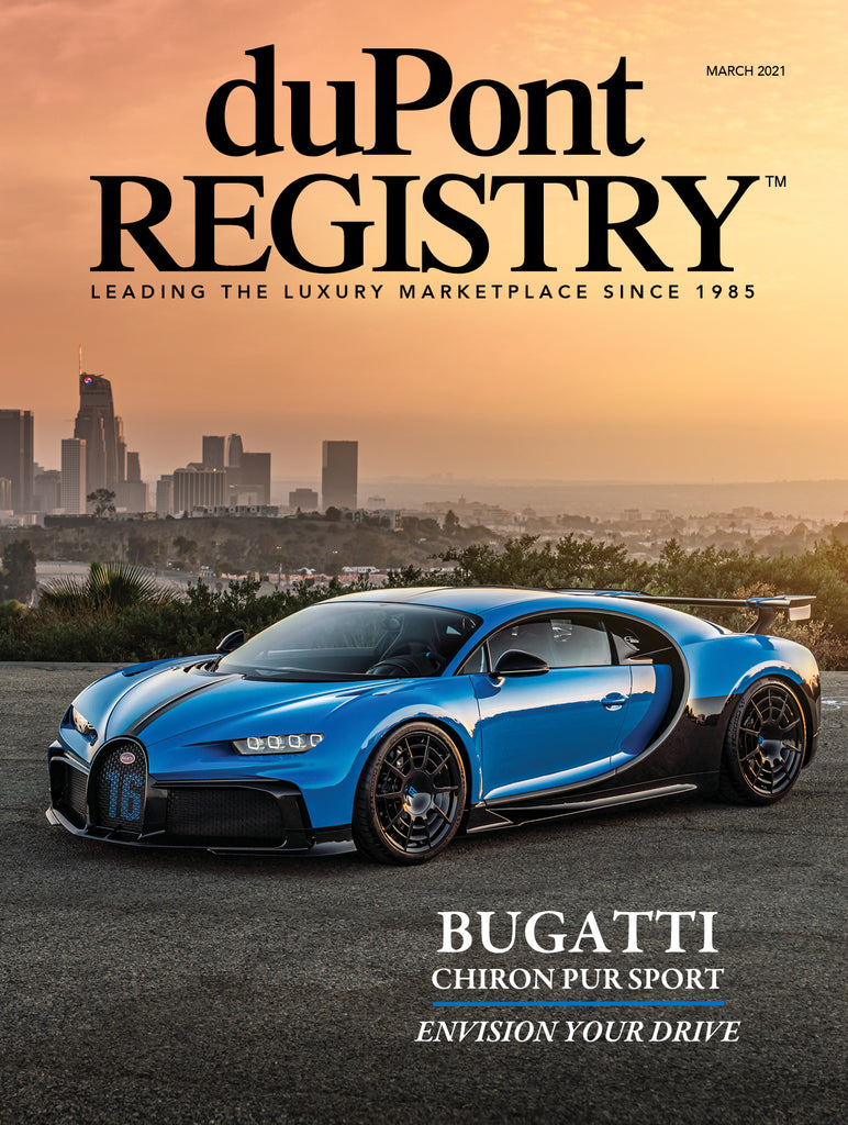 duPont REGISTRY March 2021
