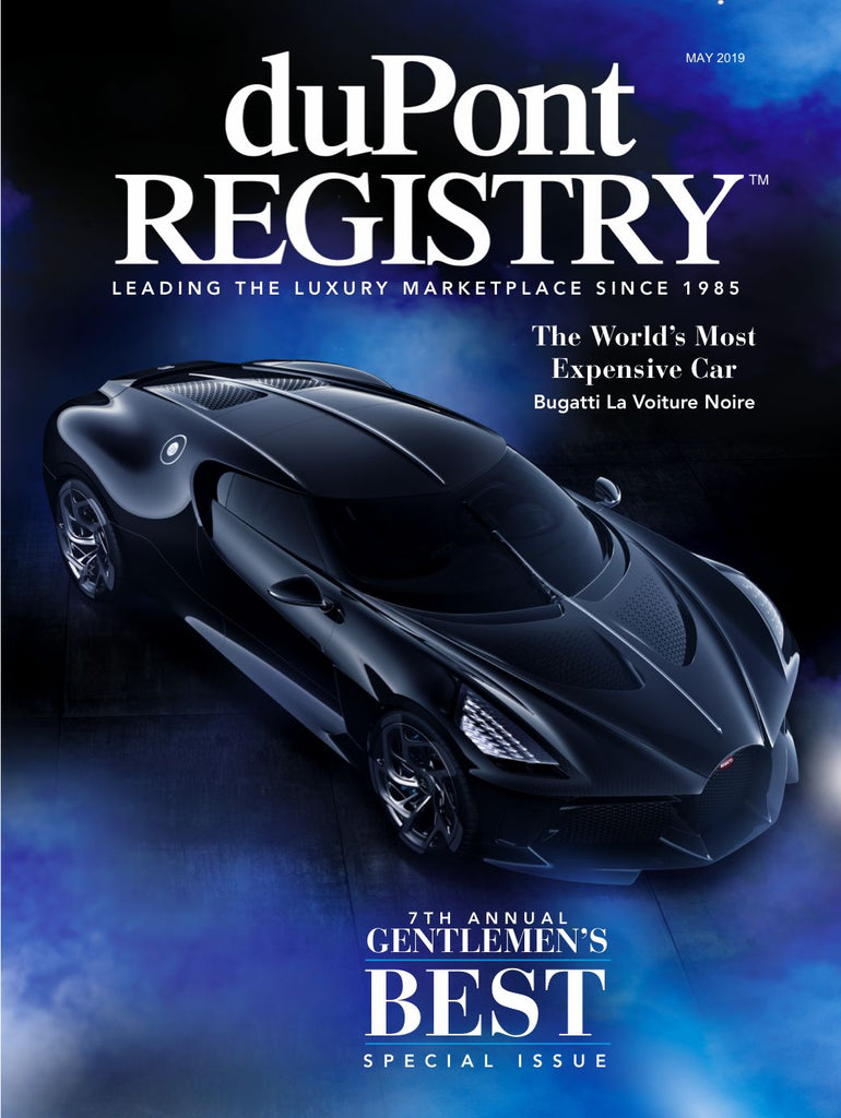 duPont REGISTRY May 2019