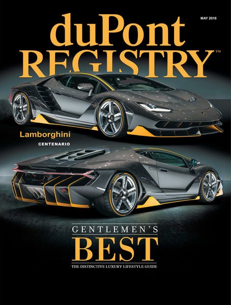 duPont REGISTRY May 2016