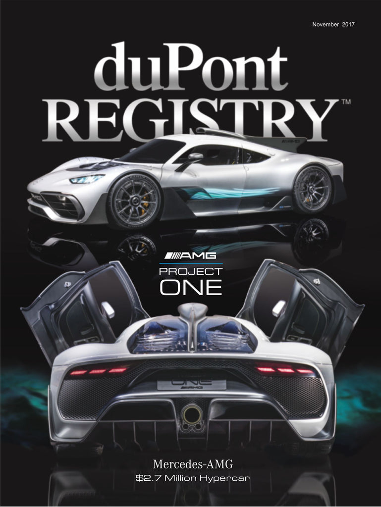 duPont REGISTRY November 2017