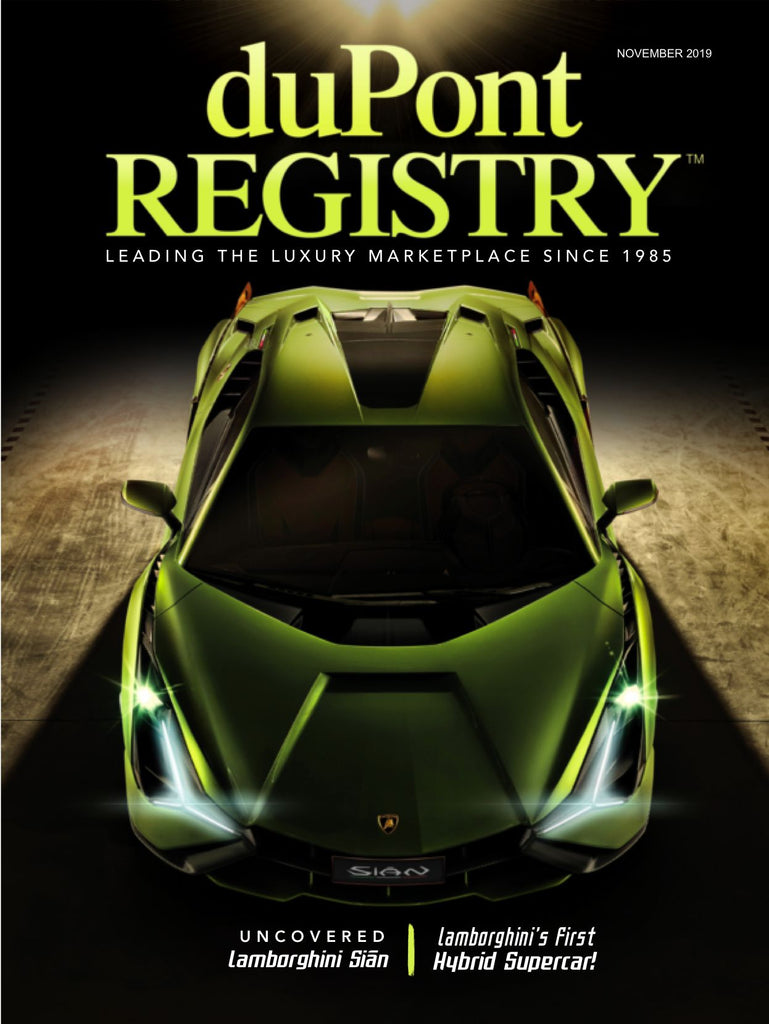 duPont REGISTRY November 2019